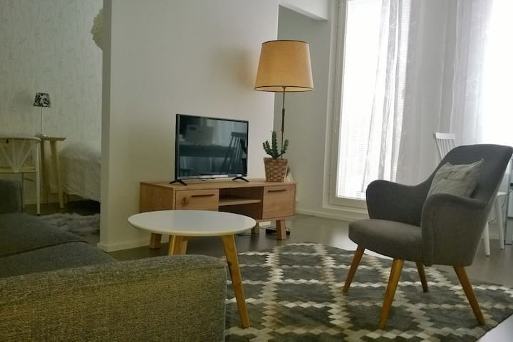 NEAR AIRPORT, A New  Two Rooms Flat in Vantaa