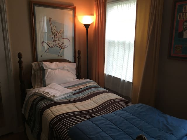 Lovely single room with access to our home