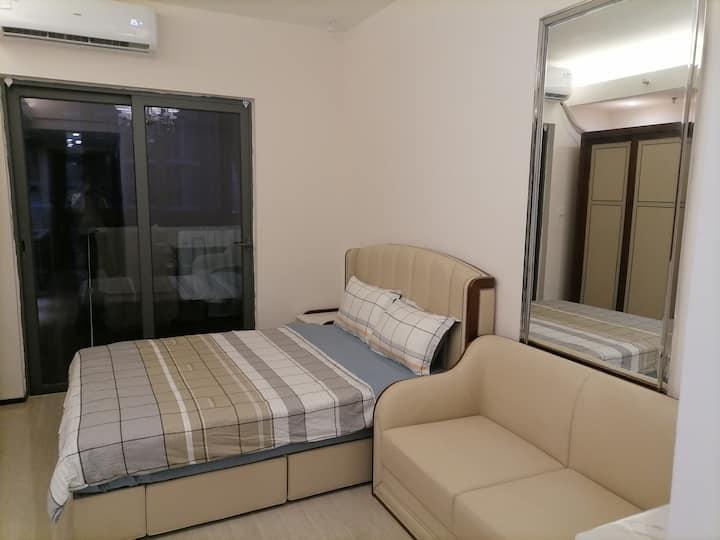 (椰子民宿)海花岛2号岛情侣公寓
