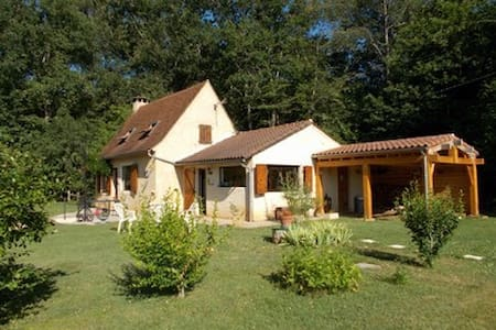 romantic cottage - Gourdon - Talo
