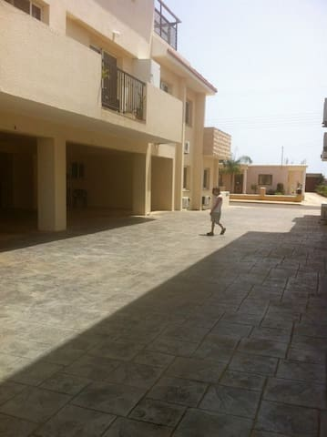 Ground floor apartment in Cyprus near Ayia Napa