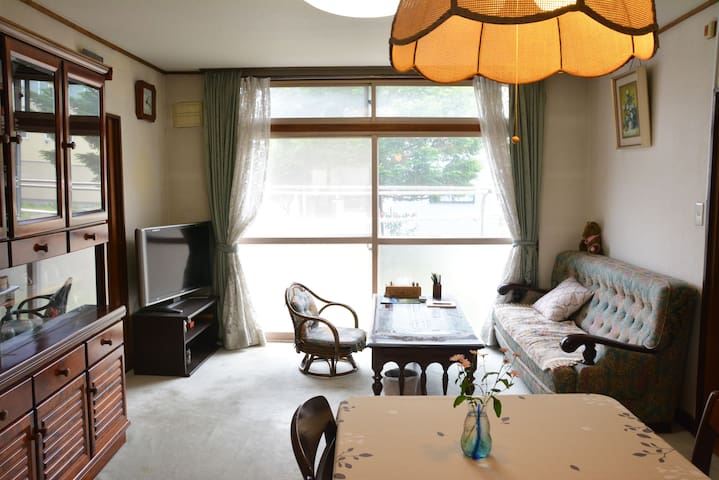 Sapporo Grandma House 1, Twin tatami room