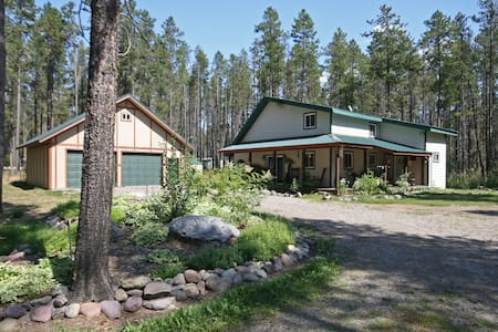 Great Northern Guest House - Glacier Park awaits! - Coram - House - 1