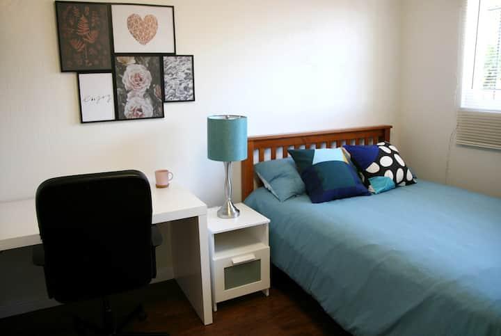 Private room near Napa, SF & SF Ferry, 80 780
