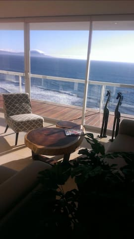 Breathtaking Oceanfront Condo BAJA! - Ensenada - 公寓