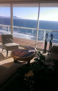 Breathtaking Oceanfront Condo BAJA - Ensenada - Appartement