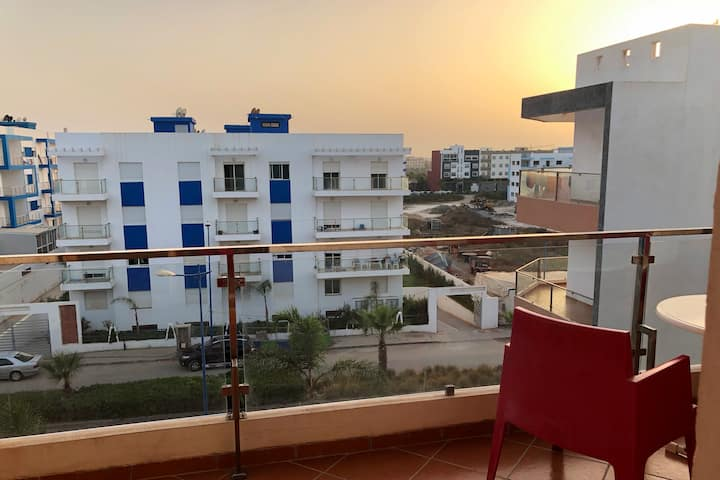 Appartement au calme proche de mer