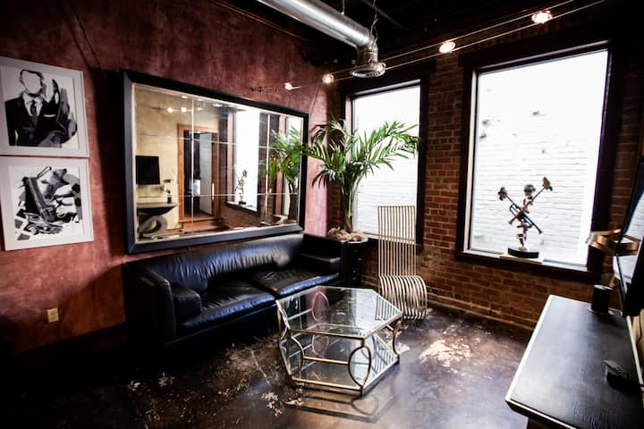 Amazing Downtown Loft in Baton Rouge - 3rd Street