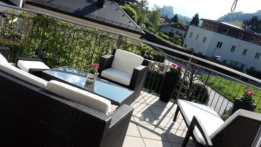 Kleines Paradies - Salzburgo - Apartamento