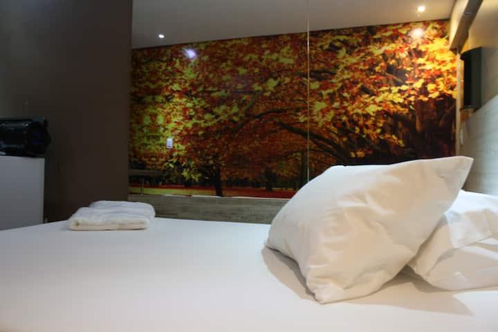 Suite Temática Motel Fantasy
