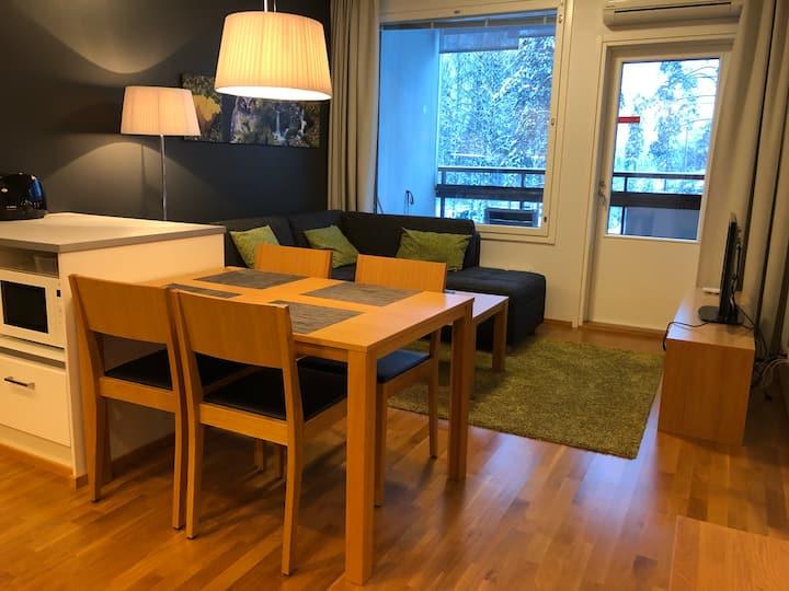 Vierumäki Chalets huoneisto 45m2
