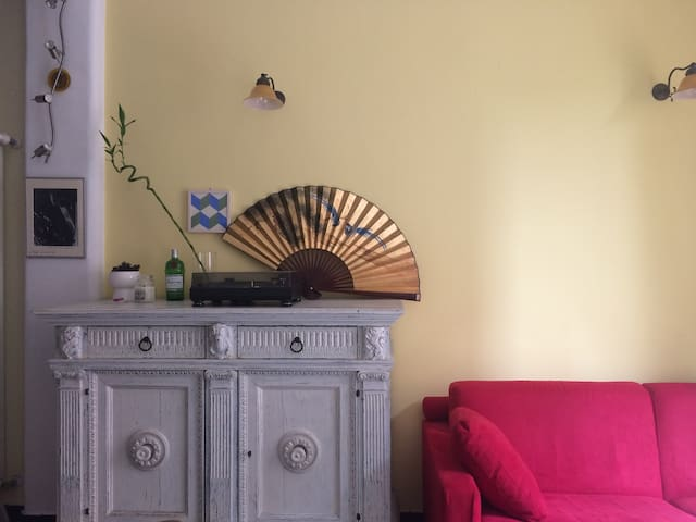 Home is where i want to be - Genua - Appartement