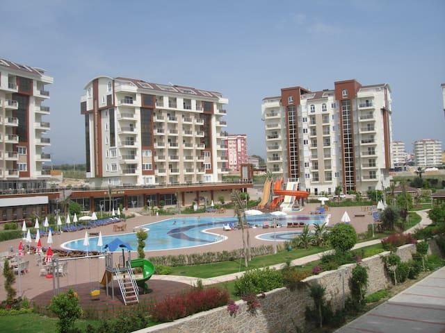Квартира возле моря - Avsallar Belediyesi
