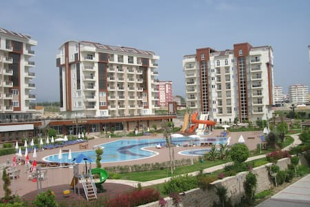 Квартира возле моря - Avsallar Belediyesi - 公寓