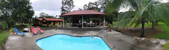 Casa de Campo en la Fortuna de San Carlos