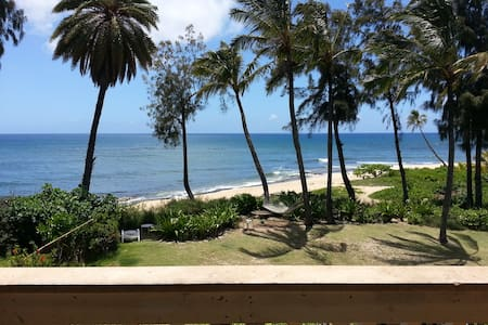 """THE""OCEAN VIEW IN HAWAII PARADISE! - Haleiwa - Casa"