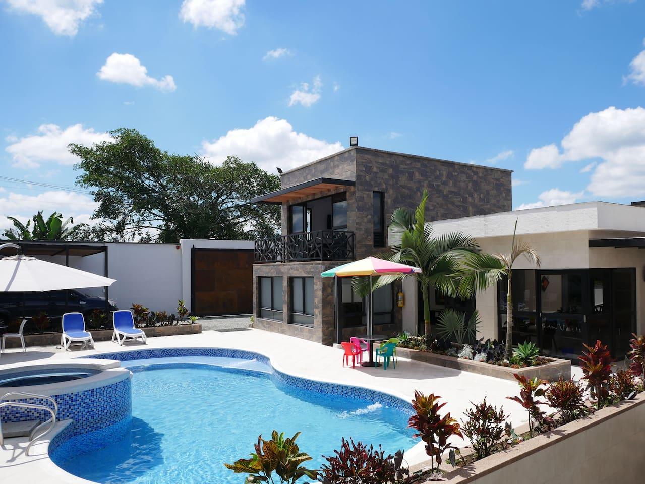 Villa Margarita un lugar pensado para tener la mejor experiencia y comodidad en el eje cafetero colombiano