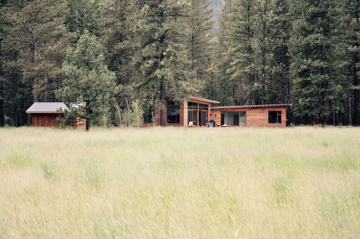 Cub House - Okanogan County - Hus