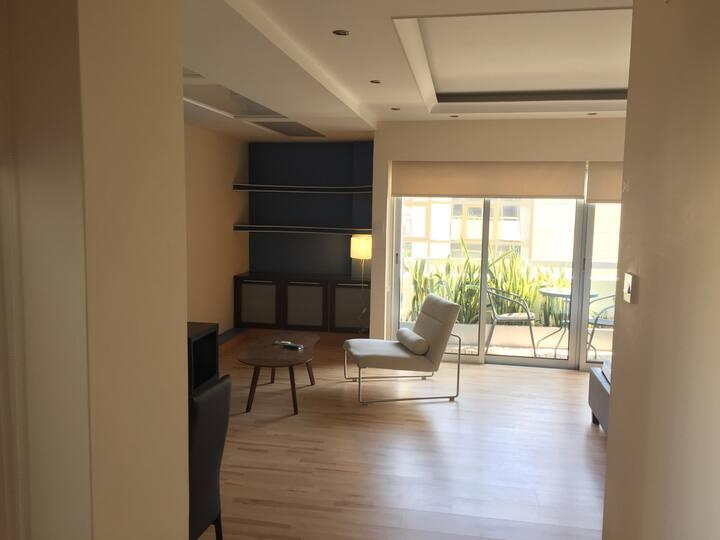 Luxurious studio loft town centre
