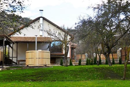 Villa Jrhogher Dilijan