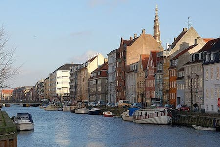 Cosy apartment - best location at Christianshavn - 哥本哈根