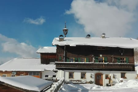 B&B in austrian farmhouse for up to 10 persons