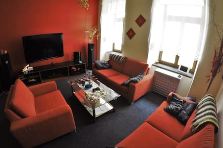 Center of Prague - Adventure Prague (5min center) - Prague - Apartment