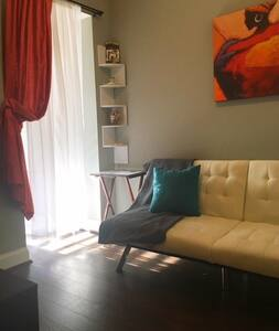 Cozy Room in Row Home - Parking + Near Metro - Washington - House