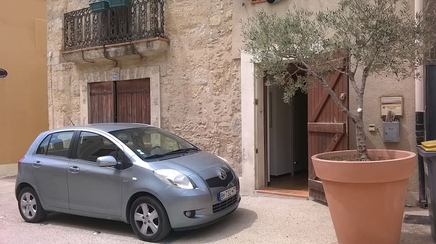 Joli appartement dans un village pittoresque