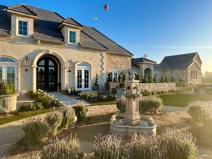 OPEN! NEW WINE COUNTRY ESTATE! Vineyard Suite #2