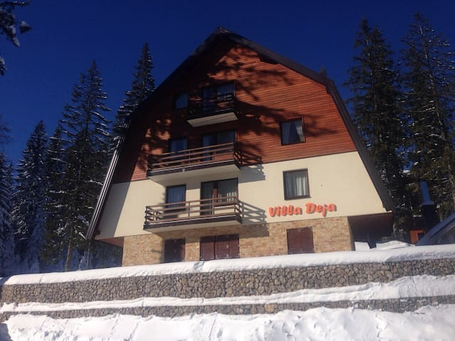 Cosy Studio for 2 at Villa Deja Jahorina