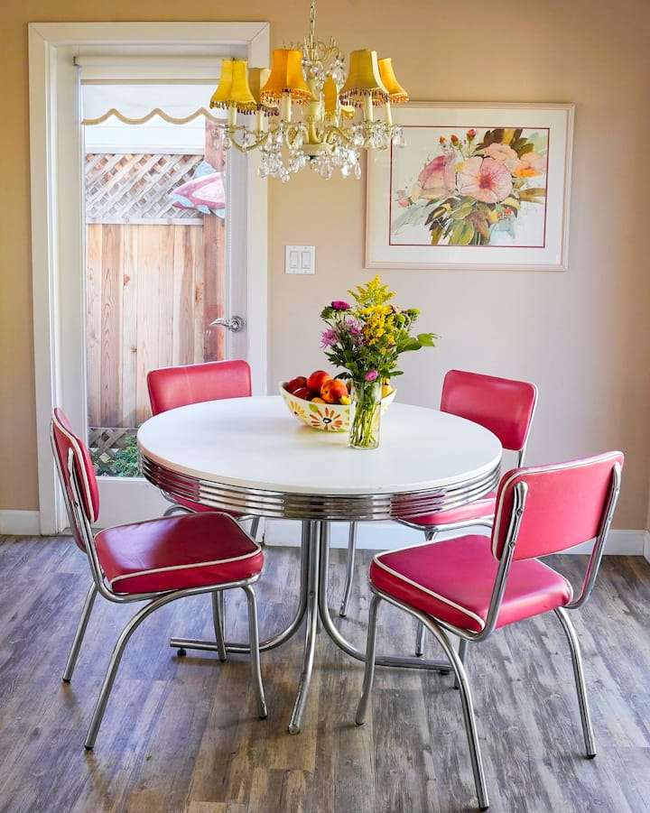 Capitola Beach Cottage is home away from home
