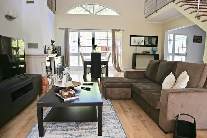 Spacious & Peaceful 3 Bedroom Master Suite House