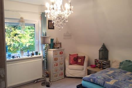 Großzügiges Zimmer in Hamburg - Hamburg - Rumah