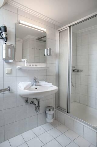 "Wohnung ""Düne"" Badezimmer"