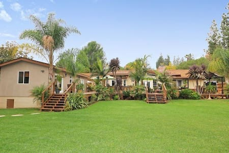Private Guest House Near Wine Country w/Pool - Fallbrook - Pension
