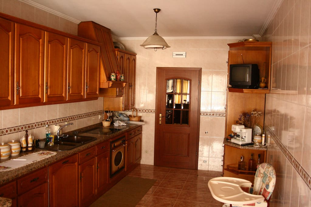 Cozinha com 18 M2