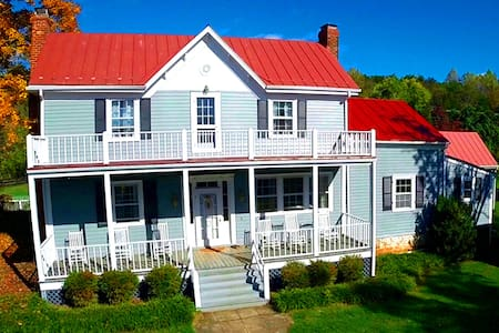 Monroe House at Mulberry Springs
