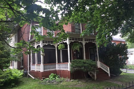 Beautiful Victorian House with Large Fenced Yard