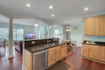 Kitchen Area, 7 33rd