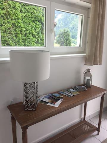 Schönes Apartment - Urlaub am See & Berg - Köttwein - Leilighet