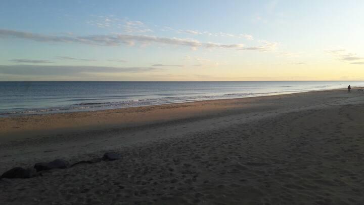 MARSEILLAN PLAGE, T3, accès privé à la plage