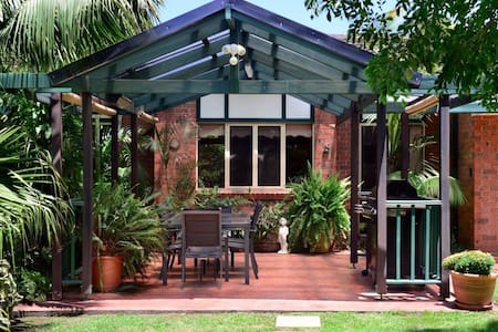 A Secret Garden Cottage - Bomaderry