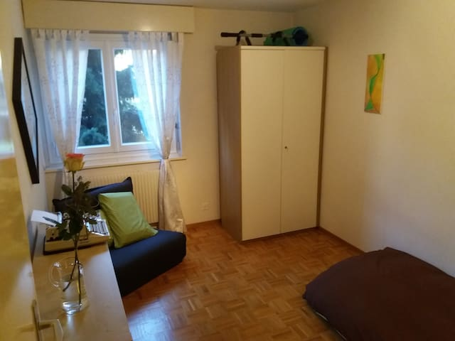 Room close to Lausanne - Bussigny - Gjestehus