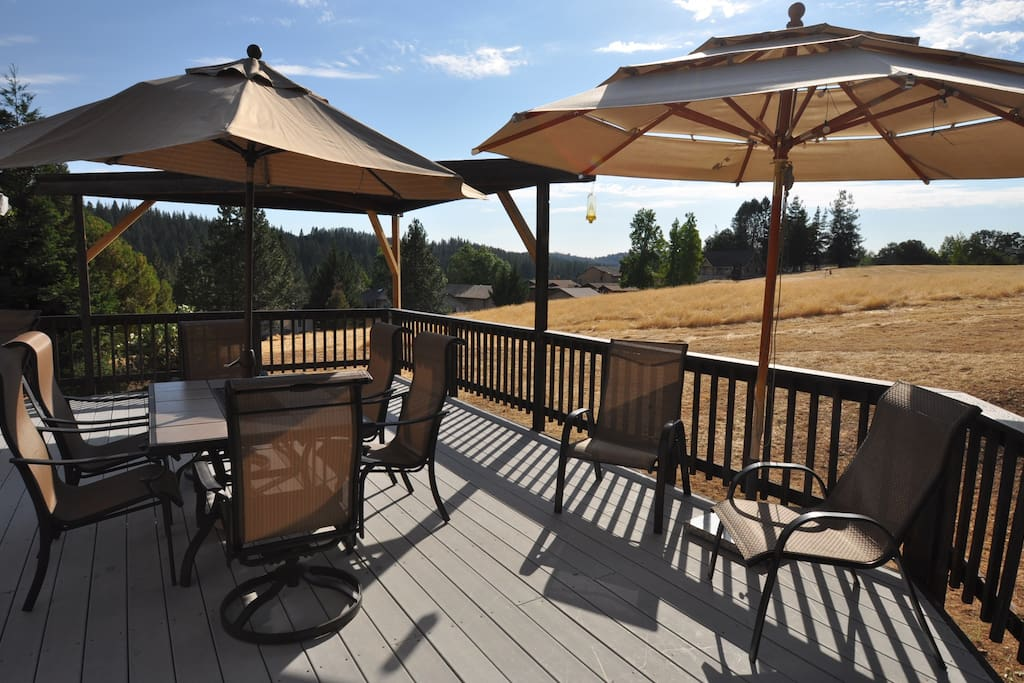 Randy's House. Pine Mountain Lake Vacation Rental just 250yds > Lake Lodge Beach & 25-miles to the entrance of Yosemite, Hwy 120 corridor. Unit 4 Lot 44