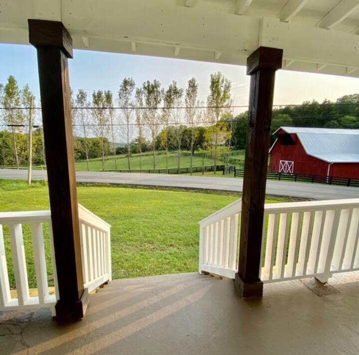 The Franklin Farmhouse