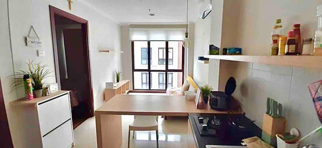 Apartment Vanya Park asatti BSD 1BR