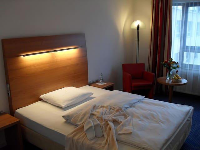 City Hotel Fortuna Reutlingen, (Reutlingen), Einzelzimmer Standard