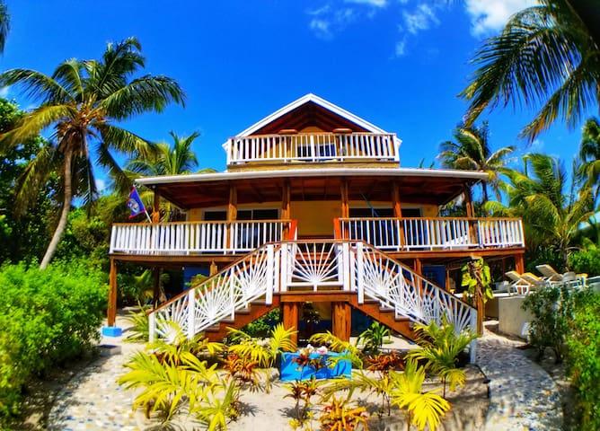 CASA PARADISO - #1 vrb0 beach house 5yrs in row!!