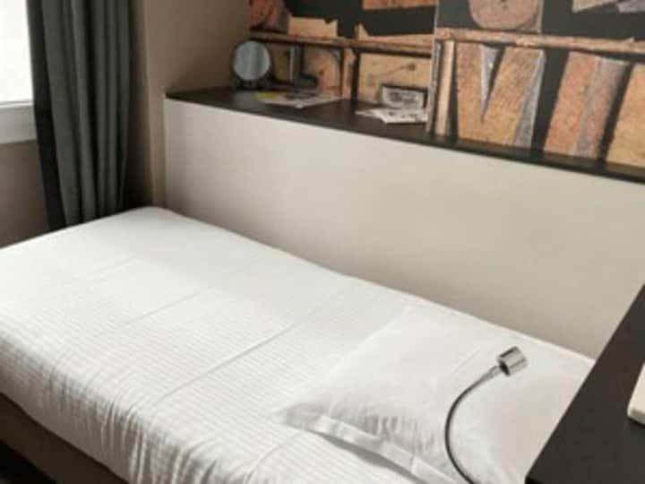 Hotel de la Presse, Petite Chambre Single